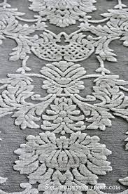 gray and white rug. Pewter And Ivory Gray White Nourison Area Rug Chenille Low Pile Serendipity Refined Blog Dining Room U