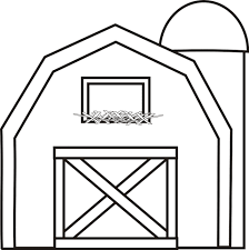 Barn Coloring Pages Crafts And Worksheets For Preschooltoddler