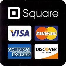 How to take a credit card payment on square. Credit Card Sign Girl Scout Cookies Booth Square Credit Card