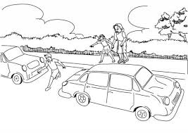 Small Picture Safety on the road Teachers of India