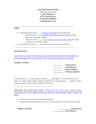 Phlebotomy Resume Objective Free Resume Example And Writing Download