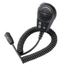 icom microphones icom hm 135 hand microphone ssb replacement mic hm135