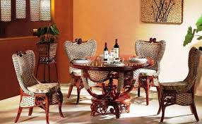 african style furniture. Image Of: Indoor Rattan African Style Furniture For Dining Room R