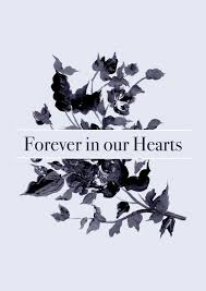 Forever In Our Hearts Condolence Cards Send Real Postcards Online