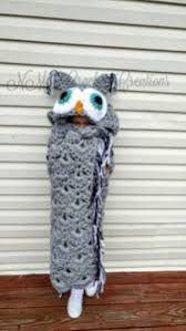 Crochet Owl Blanket Pattern Free Mesmerizing Crochet Hooded Owl Blanket Pattern