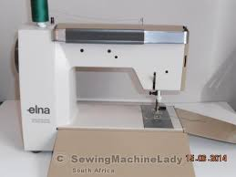 Vintage Elna Lotus Sewing Machine For Sale