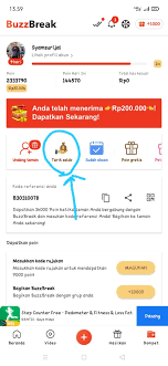 Pertama, buka aplikasi dompet digital dana pada smartphone dan masuk ke akun anda. Cara Mencairkan Uang Di Buzzbreak Berbagi Ilmu