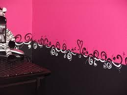 pink and black zebra teen girls bedroom chairs teen room adorable rail bedroom