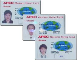 Apec Business Travel Card Abtc
