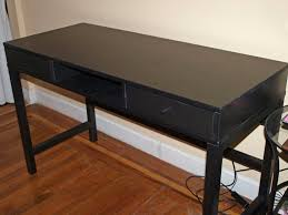 Ikea furniture desks Double Sided Heres My Faithful Old Desk Bought It About Two Years Ago And Its Still In Great Shape Just Plain Boring And Not Fun Place To Work Business Insider How To Refurbish Furniture Business Insider