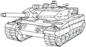 Military Coloring Pages Page Army
