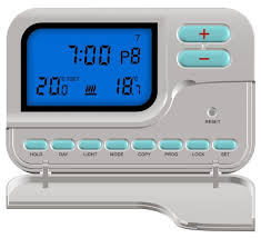 china wired programmable thermostat for