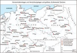 Vier karten zeigen die auswirkungen der nationalsozialistischen verfolgung, des. Ghdi Map