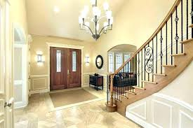 contemporary foyer chandeliers modern entry chandelier lighting ideas idea design hallway entryway