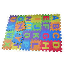 carpet letters. 26pcs/set letters children puzzle play mat eva foam kids rug carpet playmat educational toys for baby boys girls 30x30x0.9cm 4