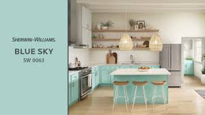 april 2019 color of the month blue sky sherwin williams