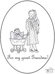 Voor Lieve Oma Kleurplaten Opa En Oma