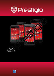 Prestigio MultiPhone 3540 DUO User Manual