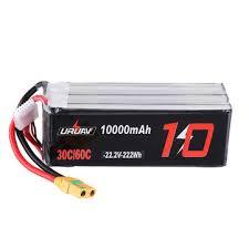 60c 6s lipo battery xt90 plug