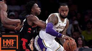 Los Angeles Lakers vs Toronto Raptors Full Game Highlights | 11.04.2018,  NBA Season - YouTube