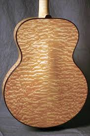 25 best Quilted maple images on Pinterest   Tools, Acoustic ... & Quilted Bigleaf Maple non-cutaway archtop by Michael Hemken- courtesy  Luthier's Mercantile. Archtop GuitarAcoustic ... Adamdwight.com