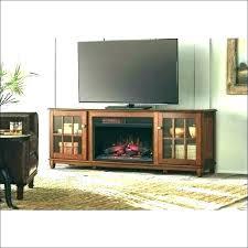 black electric fireplace entertainment center black corner