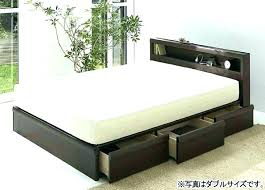 queen platform bed frame with drawers.  With Queen Size Bed Frame Storage Platform With  Beds Underneath Bedding Attractive  Inside Drawers