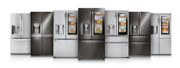 What Is The Depth Of A Counter Depth Refrigerator Lg Counter Depth Refrigerators Built In Look For Your Kitchen