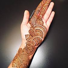 Latest Mehandi Design For Hand Top 110 Arabic Mehndi Designs Shaadisaga