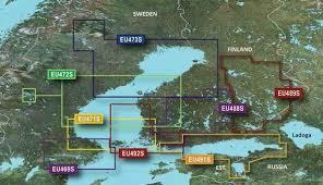 Garmin Bluechart G2 Vision Hd Nordic North Small