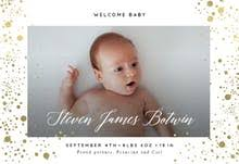 Baby Birth Announcement Templates Free Greetings Island