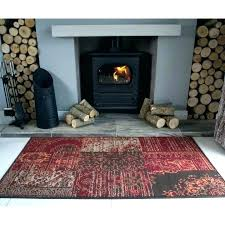 cool hearth rugs fireproof fireplace