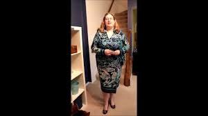 Plus Size Style Igigi Enrica Wrap Dress Youtube