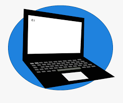 Computer Clip Art Laptop Clipart Basic Computer Netbook 2545970 Free