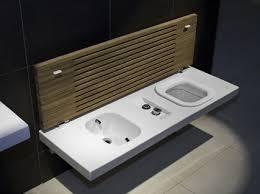 toilet bidet combo hatria open Toilet and Bidet Combination from Hatria new  G Full suspended system