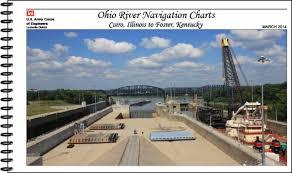 Ohio River Navigation Charts Cairo Illinois To Foster Kentucky