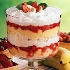 banana berry trifle