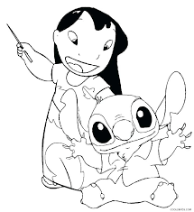 Lilo Coloring Pages Index Coloring Pages Lilo And Stitch Coloring