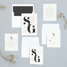 Minted Designer 17 Fall Wedding Invitations Were Loving From Minted