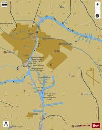 Missouri River Depth Chart Houma Marine Chart Us11355_p104 Nautical Charts App