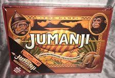 Real Wooden Jumanji Board Game Cardinal Jumanji Board Traditional Games eBay 86