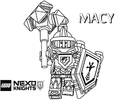 24 Lego Knights Coloring Pages Book Of Monsters Coloring Page