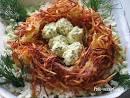 Рецепты красивых салатов пошагового 20