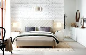Ikea Schlafzimmer Beige Kleine Wei Schrage Wohnung Einrichten