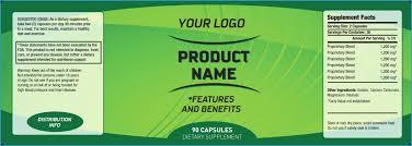 Label Design Templates Pleasant Models Of Food Label Design Template Free Template Design