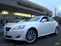 lexus is 250 2008 white. Interesting White 2008 IS 250 AWD  Starfire White Pearl  Cashmere Beige Photo 1 To Lexus Is 2