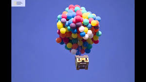Up House Balloons Unbelievable Pixars Up Movie House Re Created In Real Life Youtube