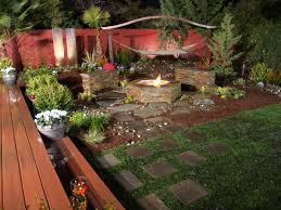 Garden The Most Beautiful Ideas Of Fire Pit For Back Yard Design Backyard Fire Pit Design Ideas
