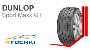 Летняя шина <b>Dunlop SP Sport</b> Maxx GT - 4 точки. Шины и диски ...
