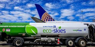 United Airlines Pledges $40 Million To Further Decarbonize ...